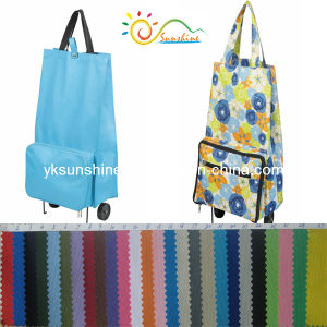 Foldable Wheel Shopping Bag (XY-415A) pictures & photos