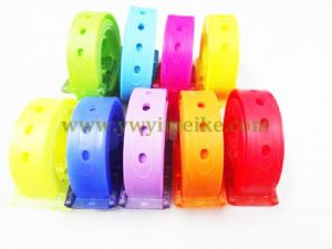 Environmental Perfum Fashion TPE Silicone Rubber Belt pictures & photos