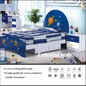 2015 New Design Kids Bedroom Furniture (FY8321-1) pictures & photos