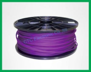 3D Printer Material Purple 1.75mm 3mm ABS Filament