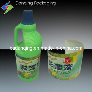 PVC Shrink Sleeve Label (DQ0321) pictures & photos