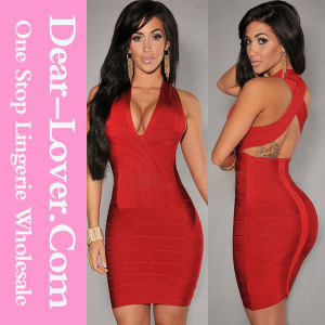 2016 New Arrival Fashion Style Celebrity Bandage Dress pictures & photos