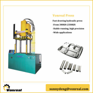 Fast Deep Drawing Hydraulic Press Machine pictures & photos
