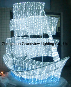 Vessel Sculpture Lights (BW-SC-234) , Christmas Lights as Shopping Mall Decoration, pictures & photos