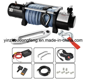 Electric Winch Sc9500twlbs with CE pictures & photos