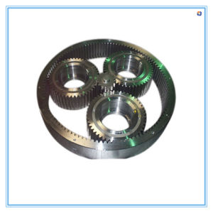 CNC Machined Parts for Gear and Gear Reducer pictures & photos