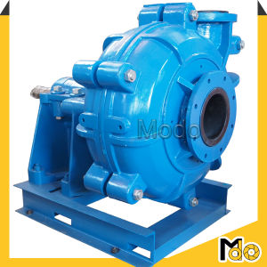 Electric Horizontal Centrifugal Big Solid Slurry Pump pictures & photos