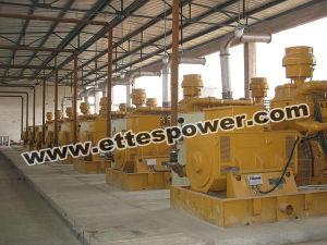 400kw/500kVA Oil Field Gas Generator