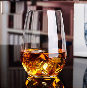 High Quality Crystal Whisky Glass for Wholesaler pictures & photos