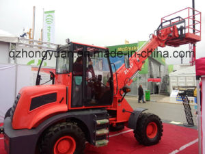 2017 Newest Telescopic Loader Hy1500 with Ce Certificate pictures & photos