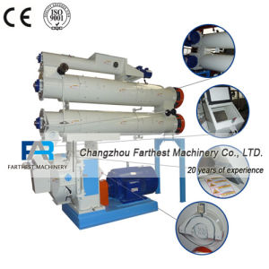 Good Cooking Livestock and Fish Feed Pellet Mill pictures & photos