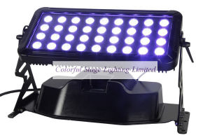 36X10W Waterproof RGBW 4in1 LED Wall Washer
