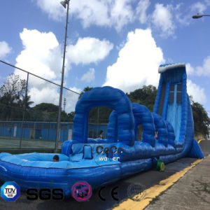 Amusement Park Giant inflatable Water Slide for Children LG9092