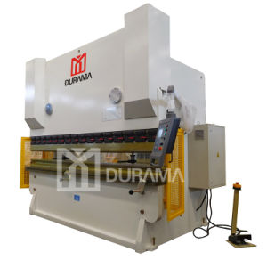 Hydraulic Press Brake, Folding Machine, Bending Machine, Plegadora Hidraulica / Dobladora Hidraulica with Estun E200 CNC pictures & photos
