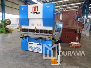 Durama Hydraulic Press Brake Machine, CNC Press Brake pictures & photos