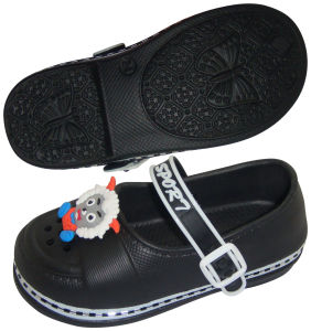 High Quality Fancy Children Garden Shoes for Sale pictures & photos