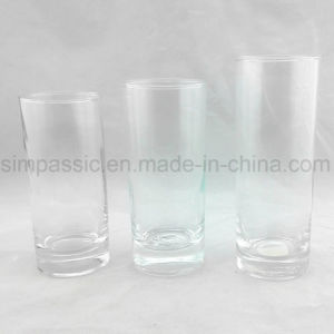 High Ball Glass Cup (12cm/14cm/16cm height) pictures & photos