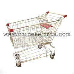 Supermarket Trolley pictures & photos