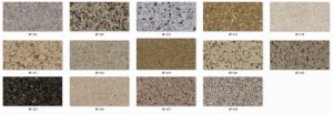 Jumbo Size Slab Artificial Stone Granite Color Quartz Stone pictures & photos