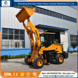 Mini Wheel Loader with Competitive Price pictures & photos