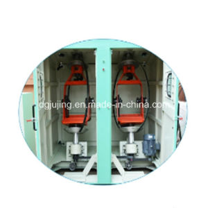 500 Vertical Double Bobbin Back Cable Twisting Stranding Machine pictures & photos