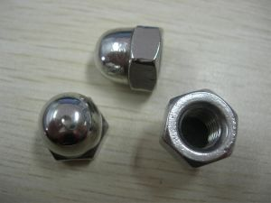 DIN1587 Domed Nut pictures & photos