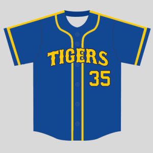 Custom Design Sublimated Baseball Shirts with Your Own Logo pictures & photos