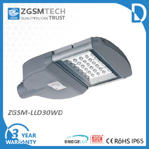 Dimming 30W Meanwell Driver LED Street Lighting pictures & photos