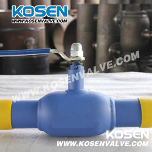 Full Welded Ball Valve (Q61F)