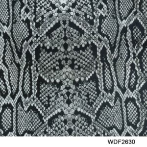 Kingtop 1m Width Animal Skin Design Aqua Print Film Wdf10810 pictures & photos