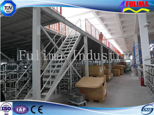 Painting Steel Platform Used in Fabricator Factory (FLM-SP-010) pictures & photos