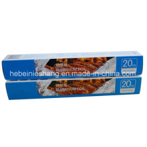 150m Eco-Friendly Kitchen Food Packing Aluminium Foil pictures & photos
