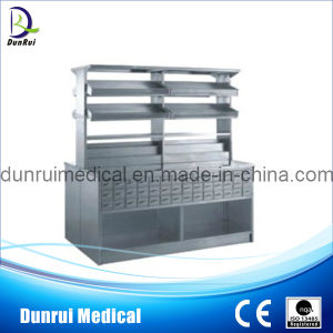 Stainless Steel Medical Cabinet (DR-384)