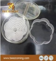 Beautiful Cake Decoration &Cookie &Fondant 8PCS Plastic Flowers Die Cake Cutter (JQ-02)
