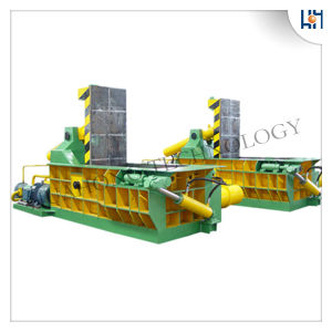 Hot Sale Hydraulic Scrap Metal Baler Machine pictures & photos