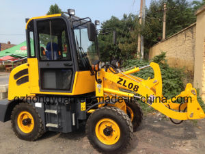 Zl08f Full Hydraulic Torque Converter Wheel Loader pictures & photos