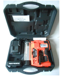 18V Li-ion Air Cordless Nailer 16 Gauge Nails 50mm pictures & photos