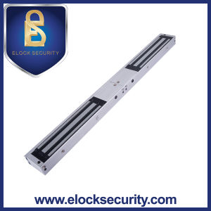 600lbs/280kg Double Door Magnetic Lock with Timer