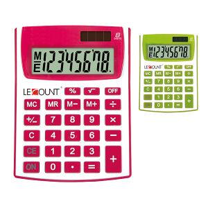 8 Digits Dual Power Desktop Calculator (LC292)