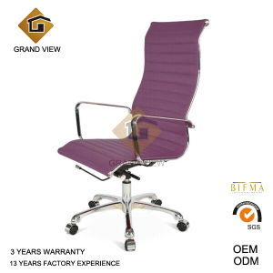 High Back Leather Chair (GV-OC-H306) pictures & photos