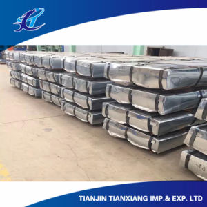 Zinc Aluminum Corrugated Roofing Sheet pictures & photos