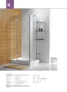Tempered Glass Shower Enclosure (BA-L738) pictures & photos