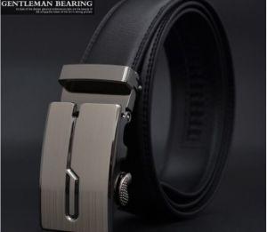 Fashion Belt/ Cow Leather Belt/ Men′s Belt/ Genuine Leather Belt/ Waist Belt-Myns801