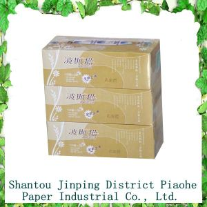 Box Tissue Paper for Advertisement (BSM-A130)