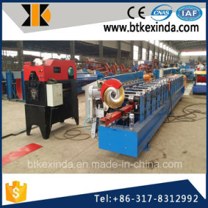 Kxd Galvanized Iron Downpipe Sheet Pipe with Pipe Bending Machine pictures & photos