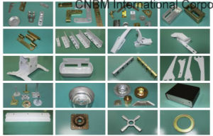 OEM/ODM Sheet Metal Stamping Parts Plating Color pictures & photos