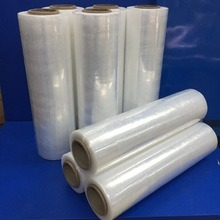 Polyethylene Hand Use Stretch Packing Film pictures & photos