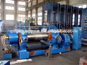 Open Rubber Mixing Mill for a Best Price pictures & photos