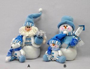 Xmas Doll 2016 New Design St55712A/B pictures & photos