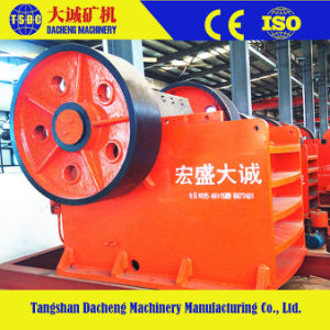 High Quality Stone Crusher Double Toggle Jaw Crusher pictures & photos
